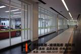 青岛4s店玻璃隔断