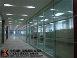 高档办公室玻璃隔断